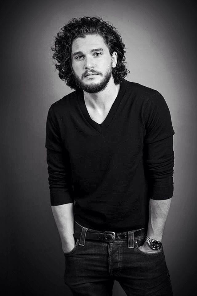 Jon Snow ~ Kit Harrington