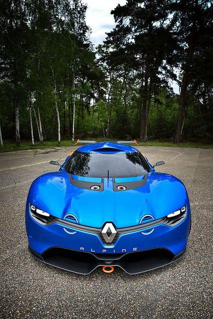 Renault Alpine A110-50 koncept by AutoMotoPortal.HR, via Flickr
