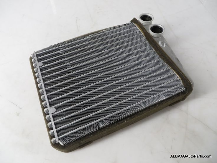 2007-2015 Mini Cooper Heater Radiator Core 51 64113422666 R55 R56 R57