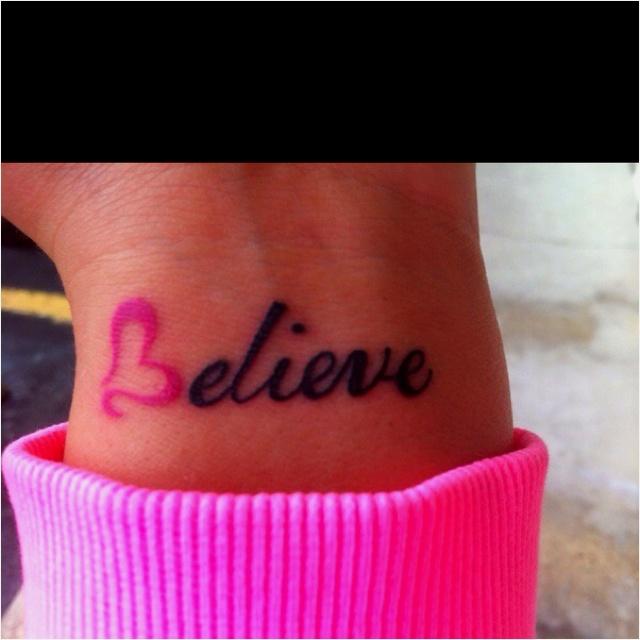 177 Best Believe Tattoo Images On Pinterest: 17 Best Images About Tattoos On Pinterest