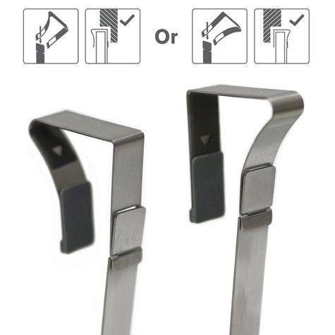 Уникальная вешалка сэкономит пространство: если не хватает места в шкафу, а сумки и кофты занимают место на стульях, используйте дверь! Для такой вешалки не нужны дюбеля, специальные крепления или умелые руки. Вы можете прикрепить Smart Hook как на внешнюю сторону двери, так и на внутреннюю    Шведская компания Bosign занимается поставкой интересных предметов интерьера по всему миру начиная с 1995 года. Товары Bosign совмещают в себе современный скандинавский подход и функциональность с…