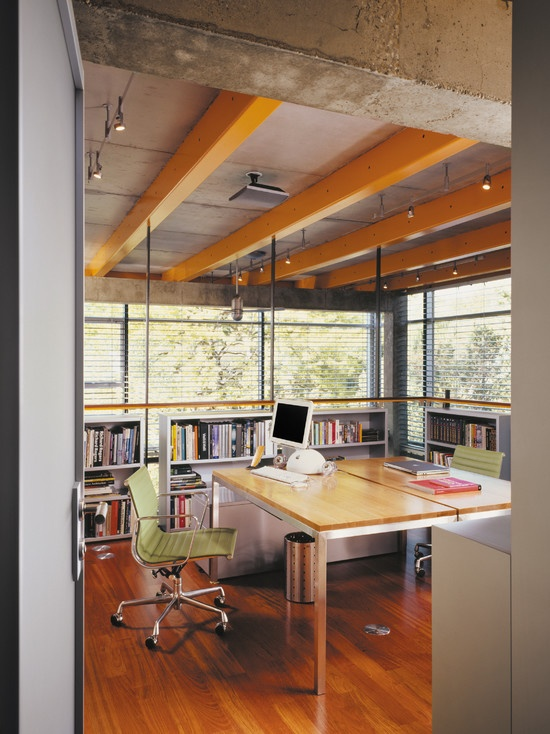 home office for two design pictures remodel decor and ideas page 11