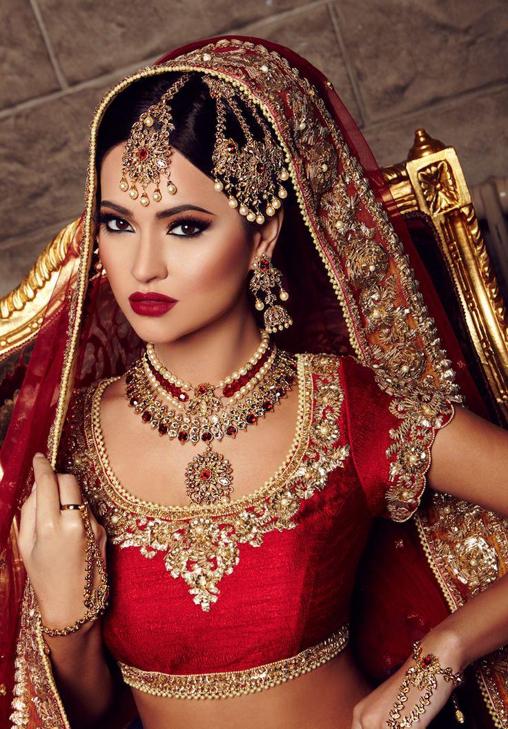 Best 25+ Indian wedding makeup ideas only on Pinterest ...