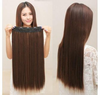 cabelo humano megahair