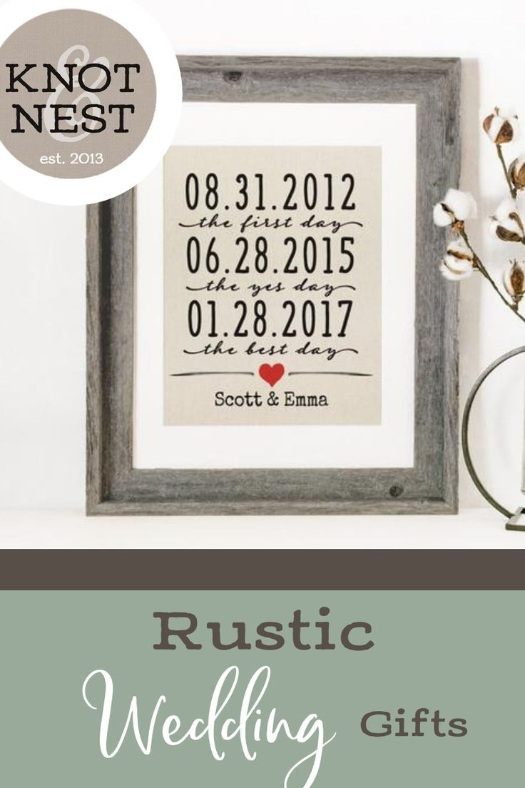 Personalized Cotton Print For 2nd Cotton Anniversary 2nd