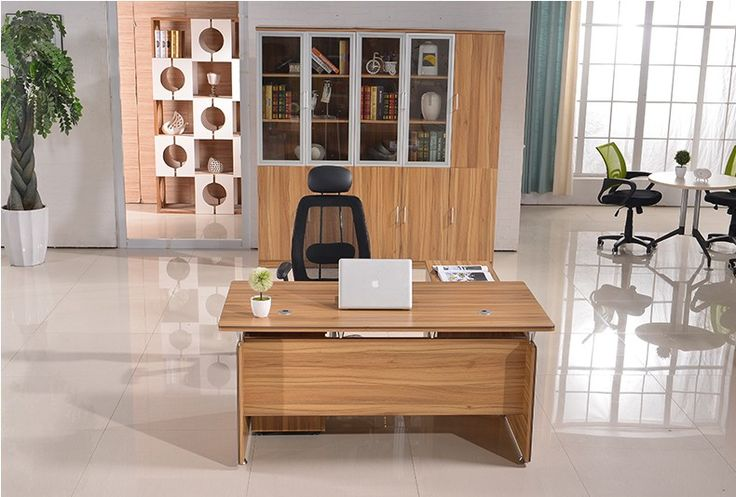 Factory wholesale price classic high tech executive office desk design wooden european office table