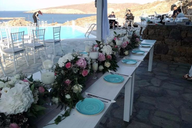 In #Mykonos #Catering Services, we like to take things a step further!