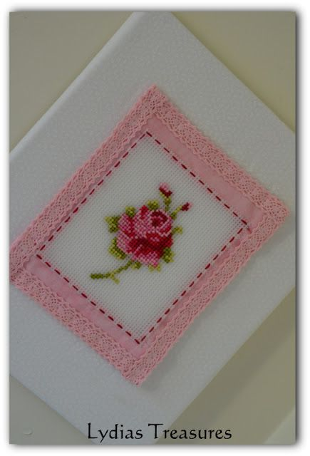 Lydias Treasures: Cross Stitch