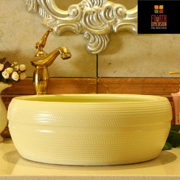 Europe The Mediterranean Sea Stylish Lavobo Porcelain Art Carved Green Lavatory Bathroom Sink Bowl Sink - ICON2 Luxury Designer Fixures  Europe #The #Mediterranean #Sea #Stylish #Lavobo #Porcelain #Art #Carved #Green #Lavatory #Bathroom #Sink #Bowl #Sink