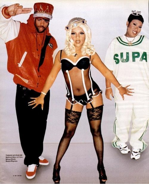 Method Man, Lil Kim & Missy Elliott - some of the greatest artists ever