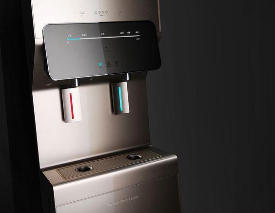 MIDEA Water Purifier _Design by MOTO design