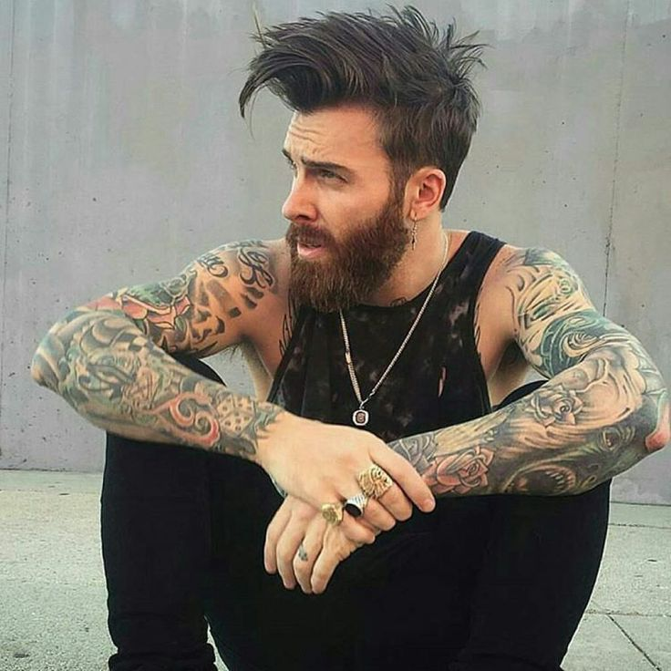 Inspiring Men Beard Styles Fd Mens Hairstyles