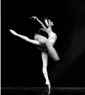 ballet, black and white photography