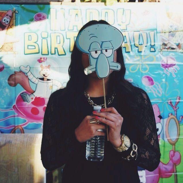 Spongebob Party