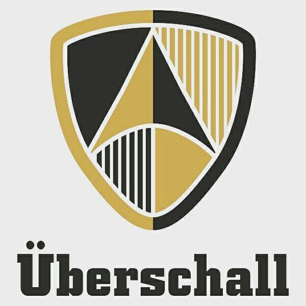 Überschall Logo