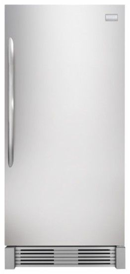 Frigidaire - Gallery 19.0 Cu. Ft. Refrigerator - Stainless Steel - Larger Front