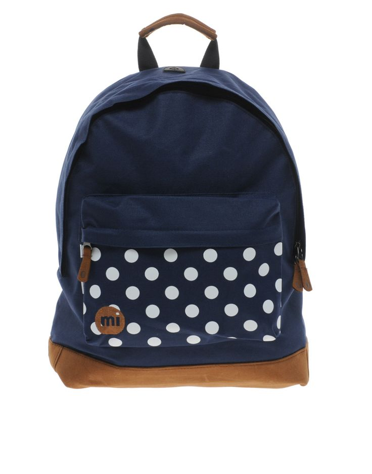 Mi Pac Spot Print Backpack $37.33
