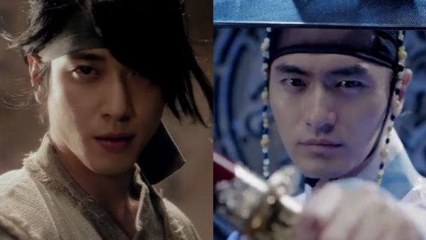 Jung Yong Hwa And Lee Jin Wook: 'The Three Musketeers' Brings On The Bromance