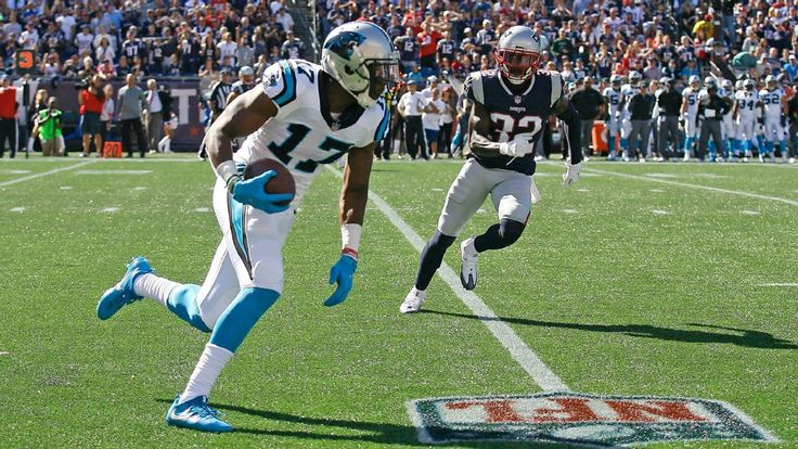 Devin Funchess the LeBron James of the Panthers?