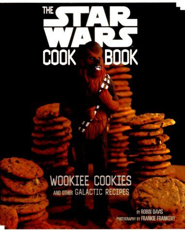 Wookiee Cookies: A Star Wars Cookbook - Boba Fett-Uccine and Princess Leia Danish Dos are just the beginning when the Force is with you in the kitchen. Wookiee Cookies is your invitation to fine culinary experiences in the Star Wars frame o... - Cooking - Books - $15.65