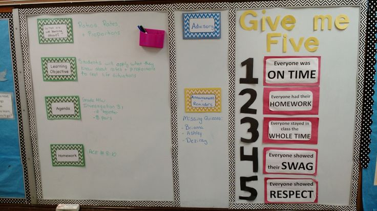 Classroom Organization Ideas Middle School ~ Best classroom agenda board ideas on pinterest
