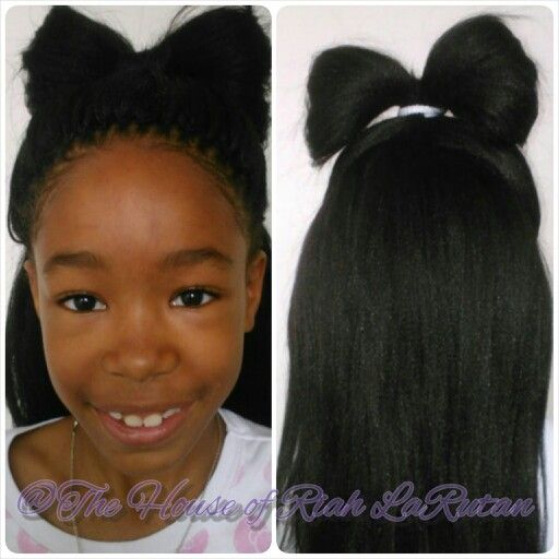 Crochet Braids Straight Hair : ... Crochet Braids For Kids, Kids Braids, Kids Crochet Braids Hairstyles