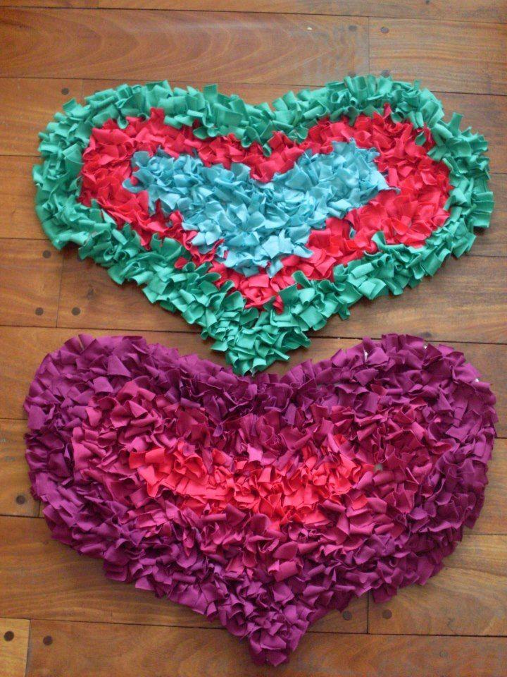 M s de 25 ideas nicas sobre alfombras hechas a mano en for Alfombras hechas con lana