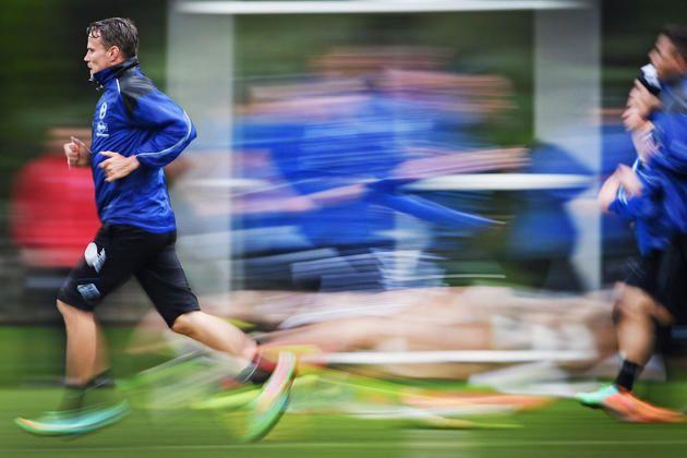 In Belek bläst es heftig - Klos und Müller brechen ab +++  Sturmwarnung: Arminia verlegt Training vor