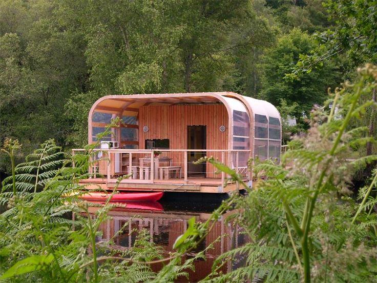 Top 10 des campings les plus insolites de France