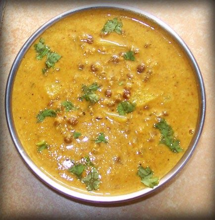 Some people consider Masoor (brown Lentil) as a substitute for non-veg. In Shravan month many people do not eat non-veg food, so they prepar...