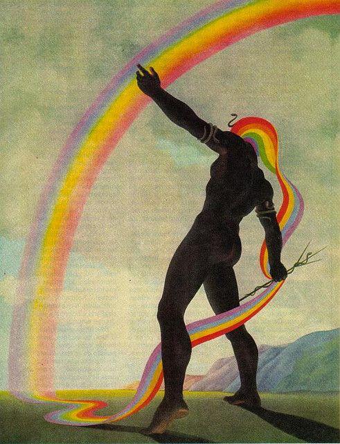 Oxumarè - Orixá do Arco-Íris