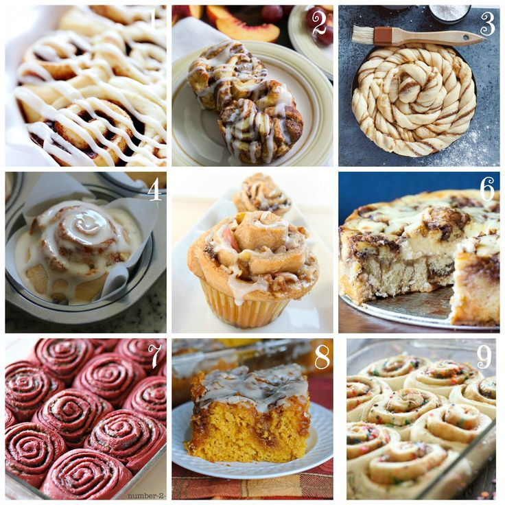 9 Easy Cinnamon Roll RecipesFood Desserts, Desserts Recipe, Cinnamon Roll Recipes, Nummies Stuff, Breads, Easy Cinnamon Rolls, Food Recipe, Sweets Tooth, Cinnamon Rolls Recipe