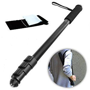 "Stable-Shot 67"" Ultralight Adjustable Monopod with Carrying Case for Nikon D5100 , D3100 , COOLPIX P510 , P520 , L810 , L820 and Many More Digital Cameras - Includes LCD Cloth and Accessory Bag! - http://electmecameras.com/camera-photo-video/tripods-monopods/monopods/stableshot-67-ultralight-adjustable-monopod-with-carrying-case-for-nikon-d5100-d3100-coolpix-p510-p520-l810-l820-and-many-more-digital-cameras-includes-lcd-cloth-and-accessory-bag-com/"
