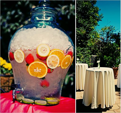 Wedding Drinks Ideas: 17 Best Ideas About Wedding Drink Table On Pinterest