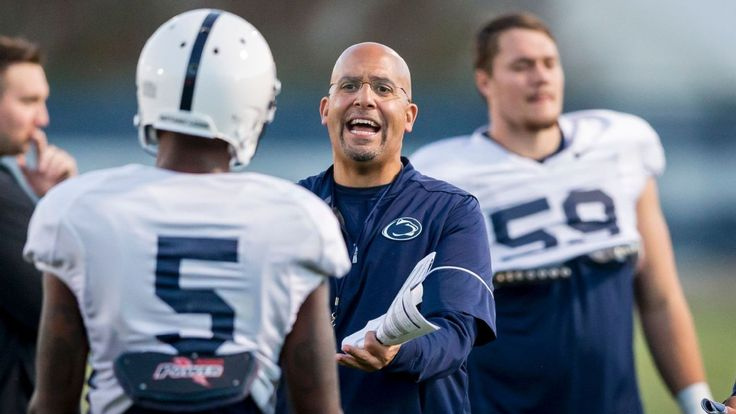 ICYMI: It's just another week for James Franklin -- except it's not