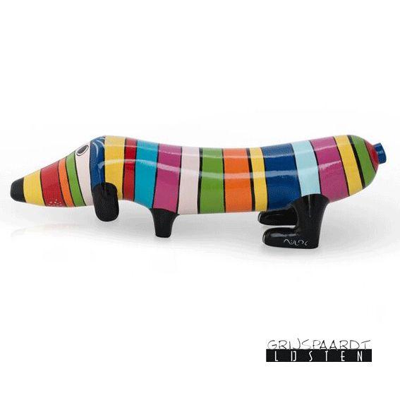 Hotdog Rainbow - XS - Niloc Pagen