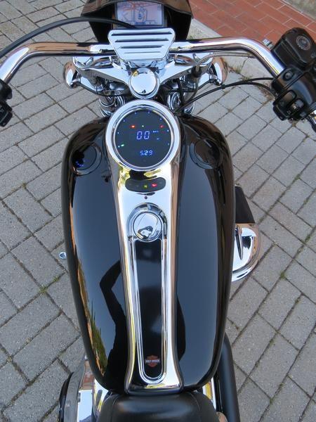 Speaking of Legends – Luca Manni & his Machine [Harley Davidson Deuce]