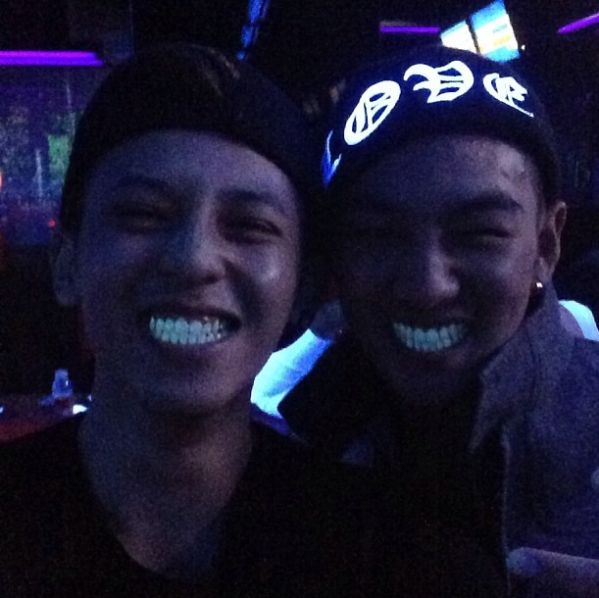 Baekho and Jason