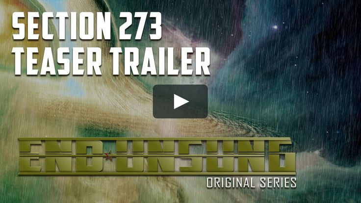 END UNSUNG - SECTION 273 TEASER (4K) on Vimeo