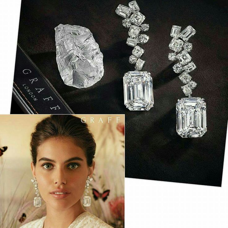 TWINSIES! Two magnificent and identical 50.23 carat D Flawless emerald cut…