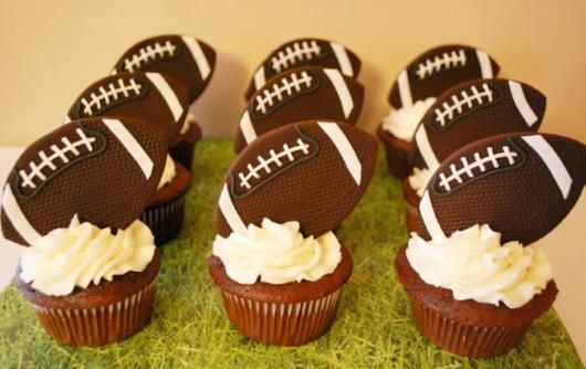 football cupcake cake best 25 football cupcake cakes ideas on 4308