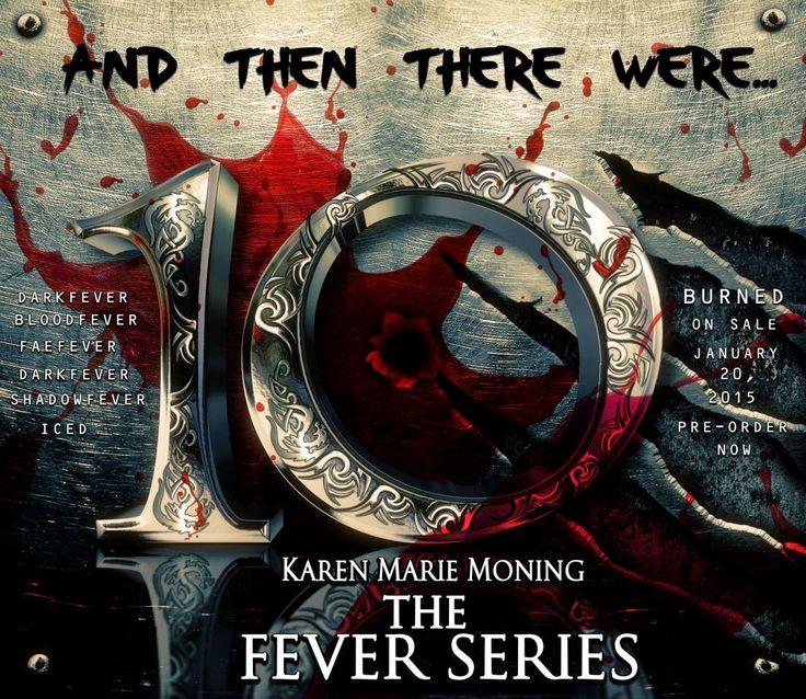 100 best fever images on pinterest fever series fiction and karen marie moning burned book google search fandeluxe Images