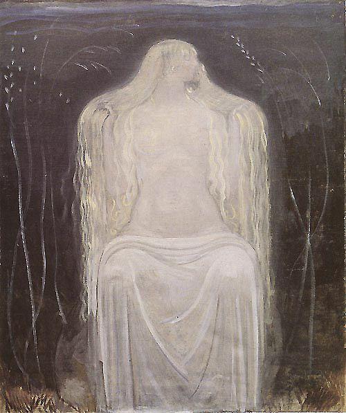 Freja, by John Bauer.Du Holding, Paintings Drawing, Norse Myths, John Bauer, L Art, Artists John, Fairies Tales, Swedish Artists