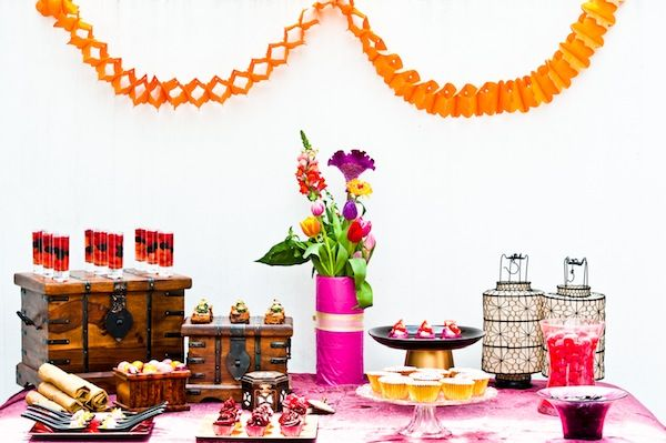 How To Create A Wedding Dessert Table By Tempting Cake | Bridal Musings | A Chic and Unique Wedding Blog