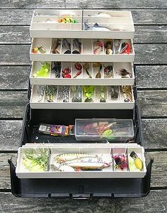 Choosing the best tackle box
