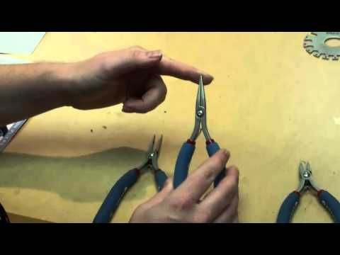 Tool Time Tuesday - Tronex Flat Nose Pliers Review