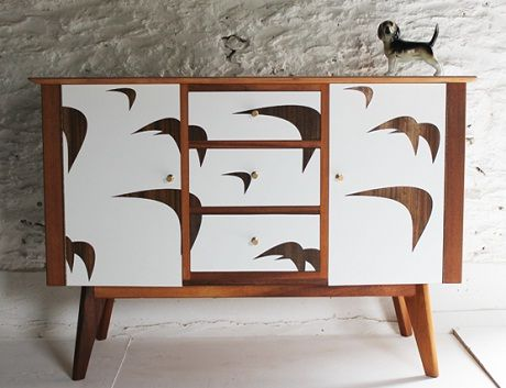 Introducing Lucy Turner and her Modern Marquetry
