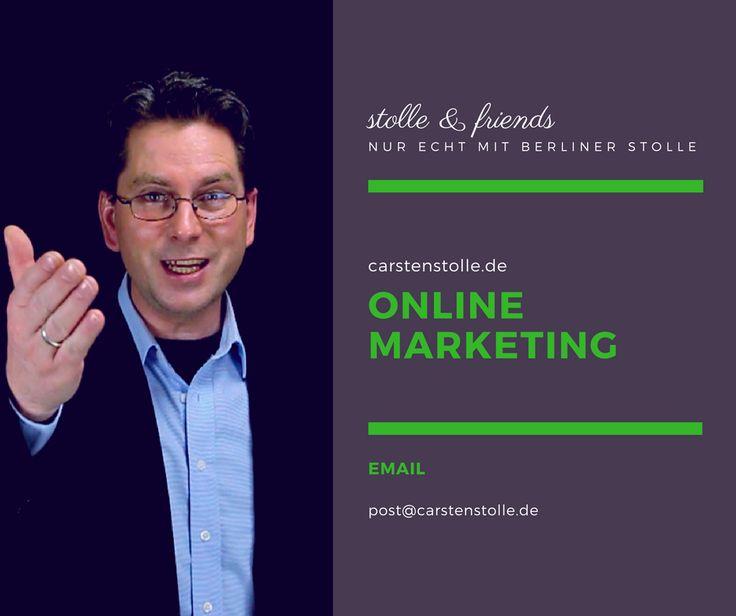 Carsten Stolle Online Marketing Berlin