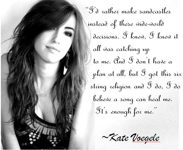 kate voegele music
