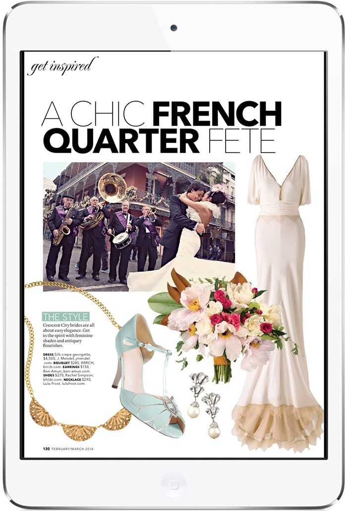 BRIDES Tablet Magazine. By Condé Nast Digital. More on www.magpla.net MagPlanet #TabletMagazine #DigitalMag